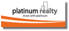 platinum realty Real Estate Signs