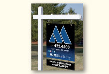 Hanging Signs for Swing Posts